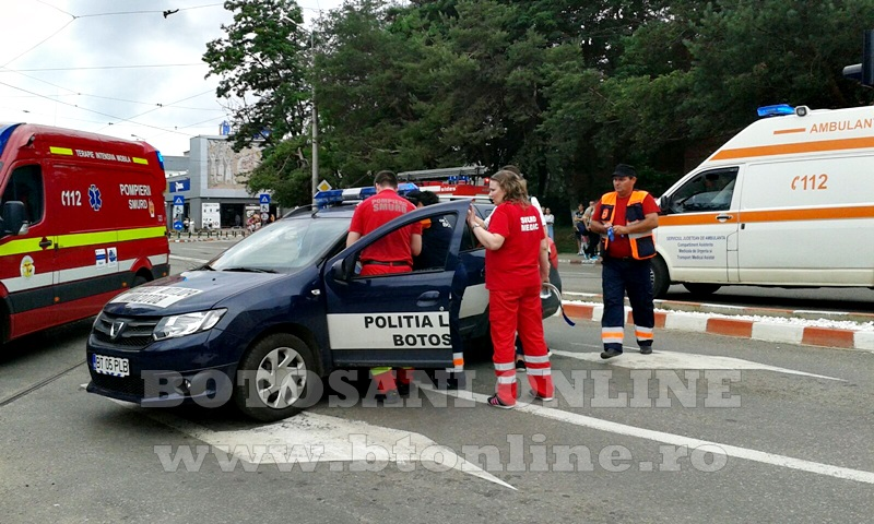 accident masina politie (5)