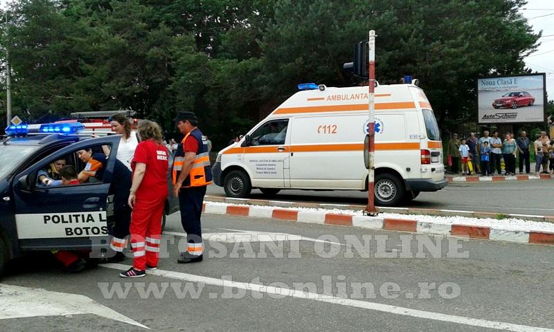accident masina politie (6)