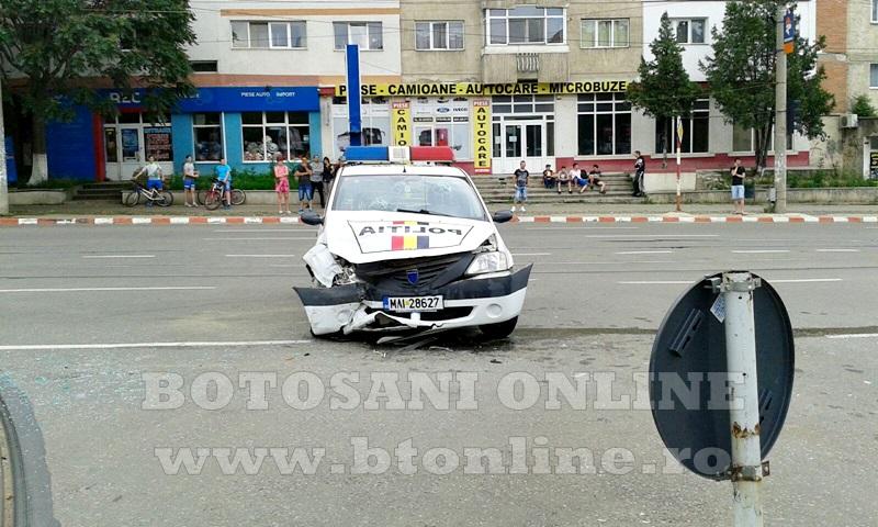 accident masina politie (8)