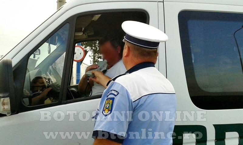 politisti rutiera etilotest