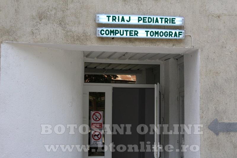 spital dorohoi, computer tomograf (1)