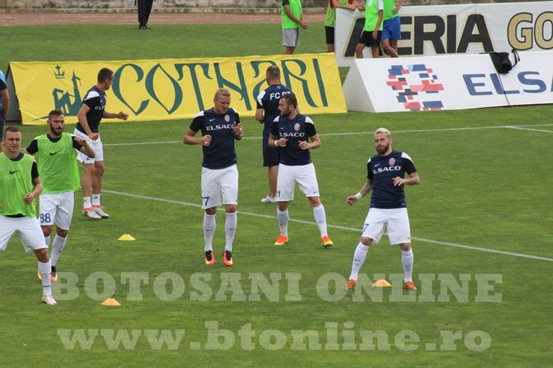 FC Botosani - CFR Cluj (3)
