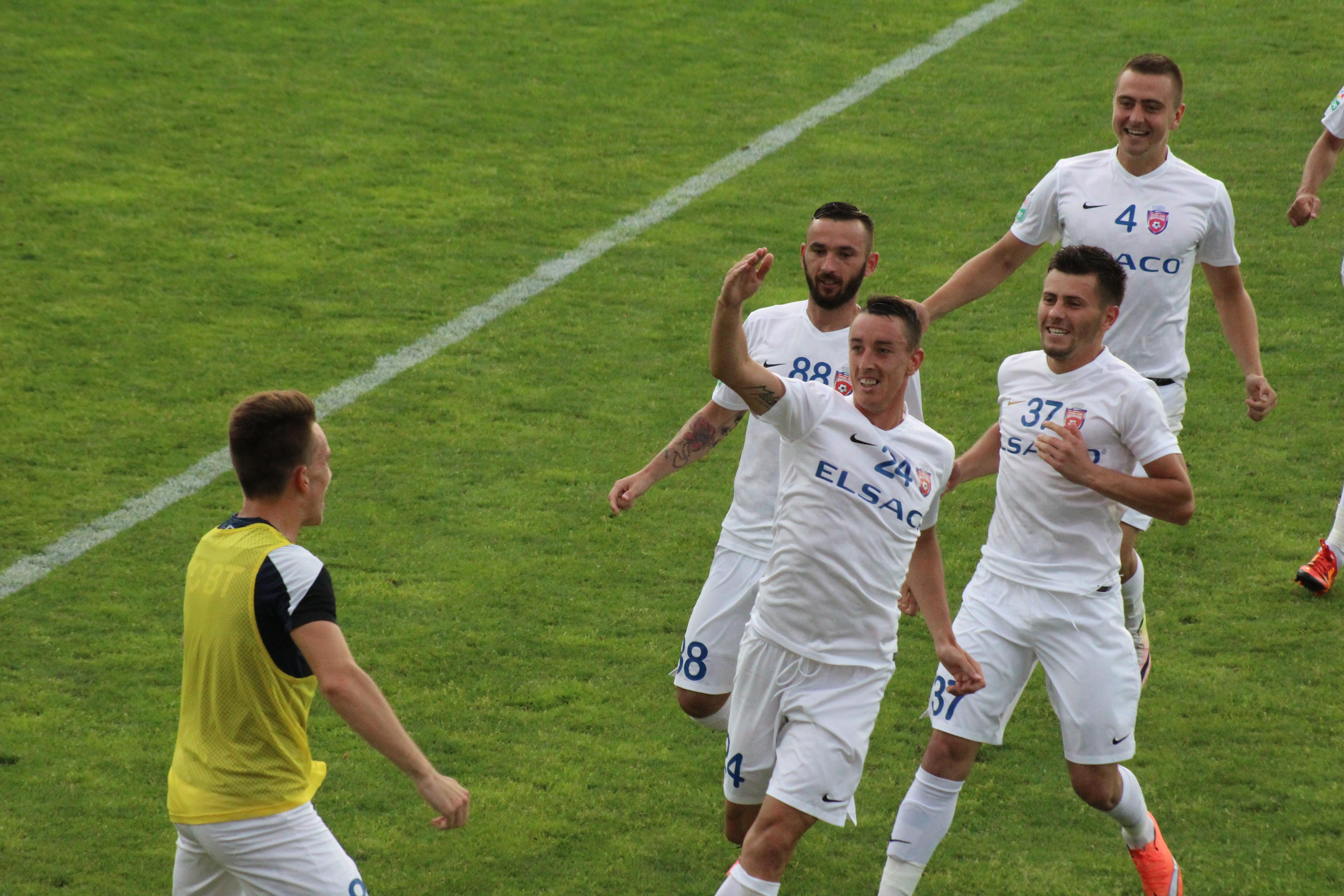 FC Bt - CFR Cluj (8)