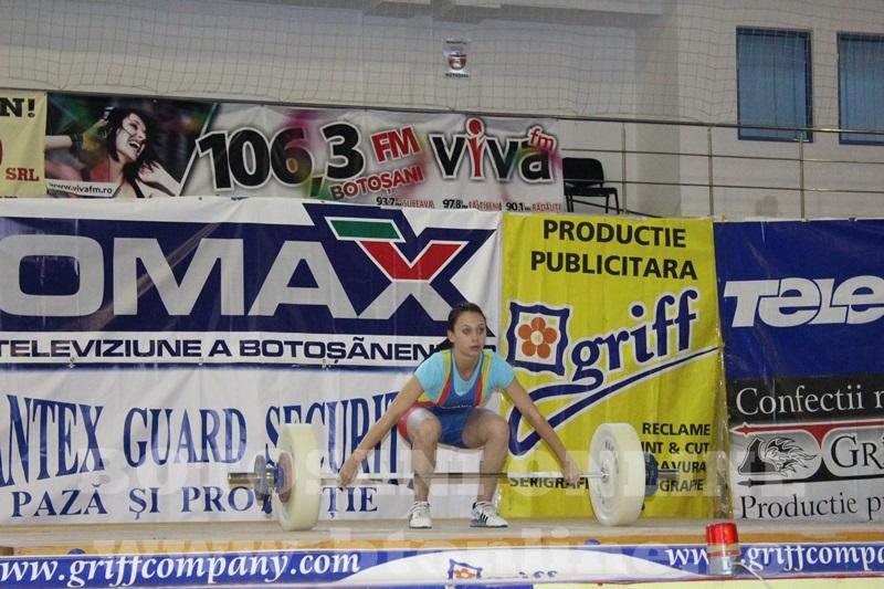 haltere, campionat national botosani (1)
