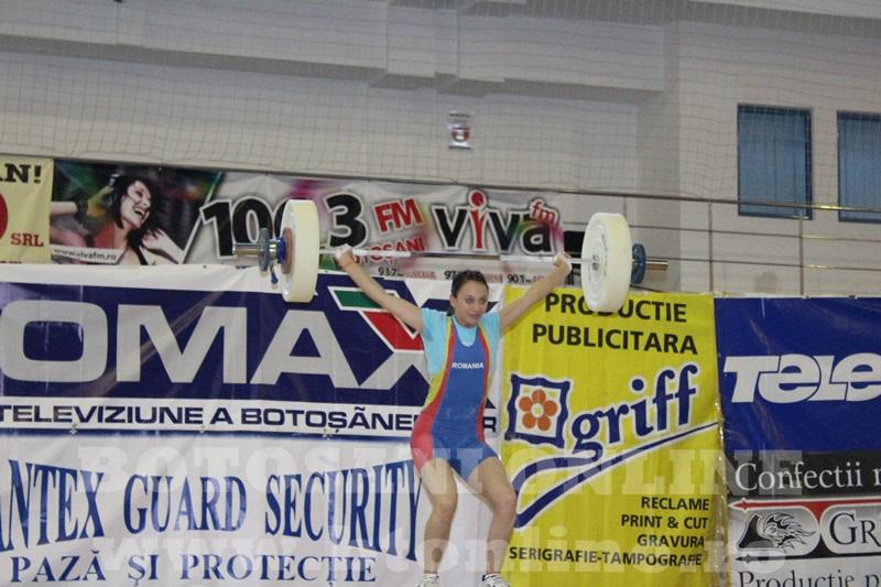 haltere, campionat national botosani (2)