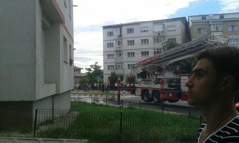 incendiu mansarda (2)
