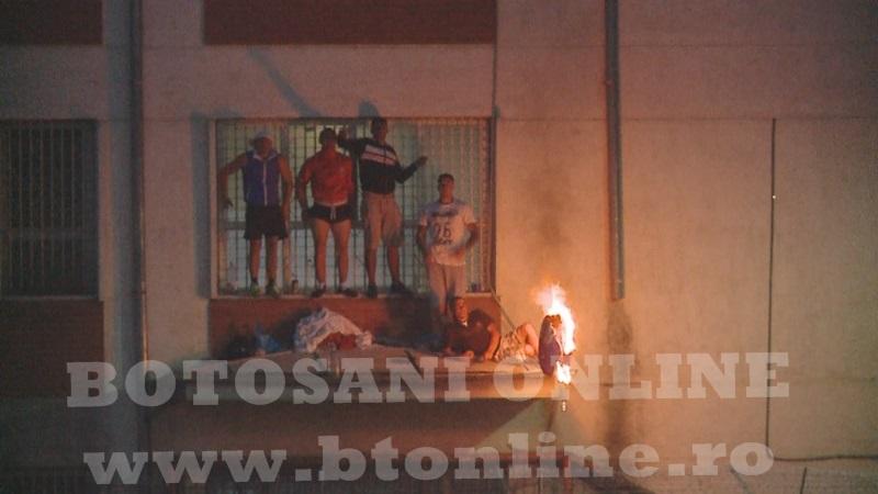 penitenciar protest detinuti (2)