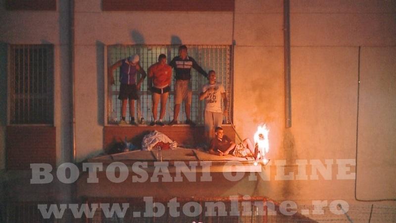 penitenciar protest detinuti (4)