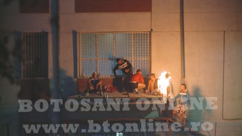 penitenciar protest detinuti (7)