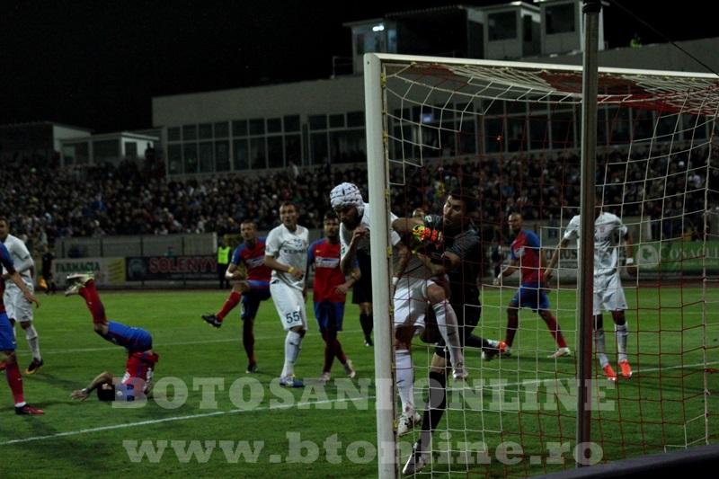 FC Botosani - Steaua 0-2 (45)
