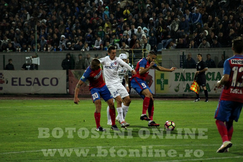 FC Botosani - Steaua 0-2 (52)