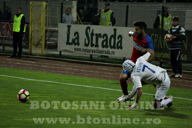 FC Botosani - Steaua 0-2 (55)
