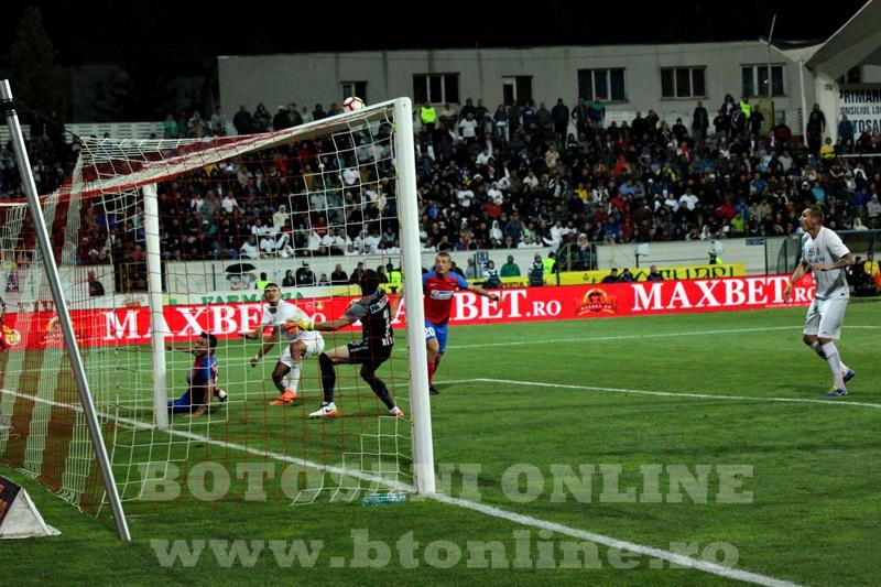 FC Botosani - Steaua 0-2 (56)