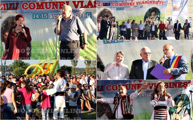 Zilele Comunei Vlasinesti (colaj)