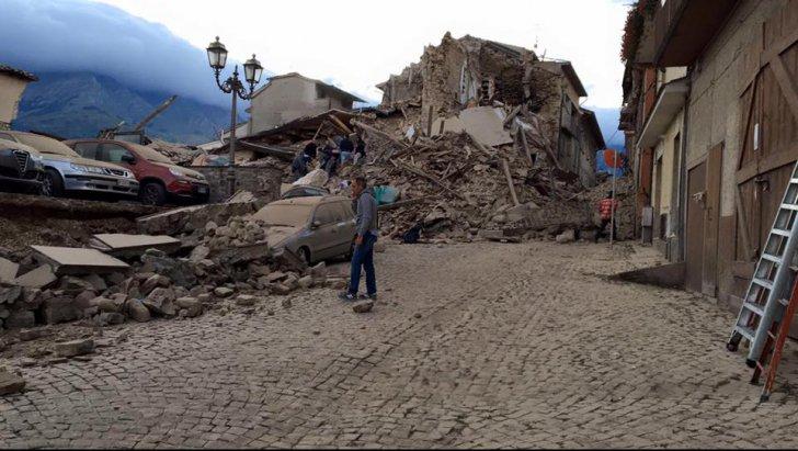 cutremur italia foto realitatea