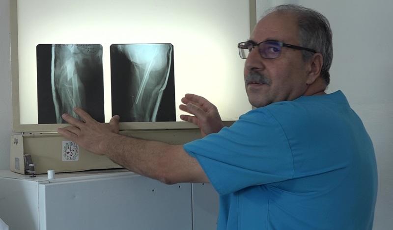 medic jaber, radiografii