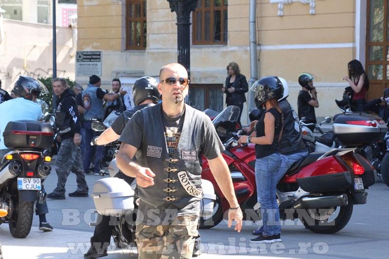 parada motociclisti in Botosani (10)