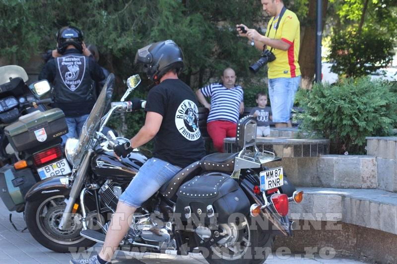 parada motociclisti in Botosani (11)