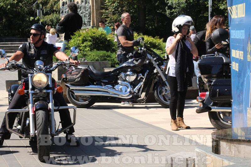 parada motociclisti in Botosani (13)