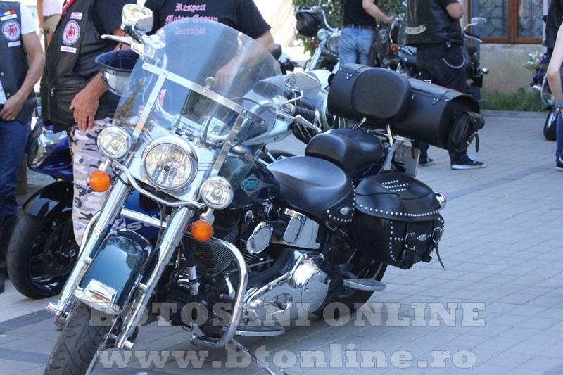 parada motociclisti in Botosani (15)