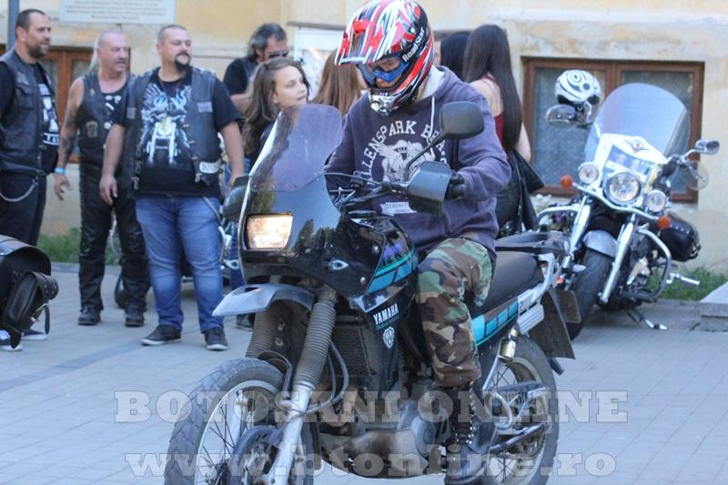 parada motociclisti in Botosani (16)