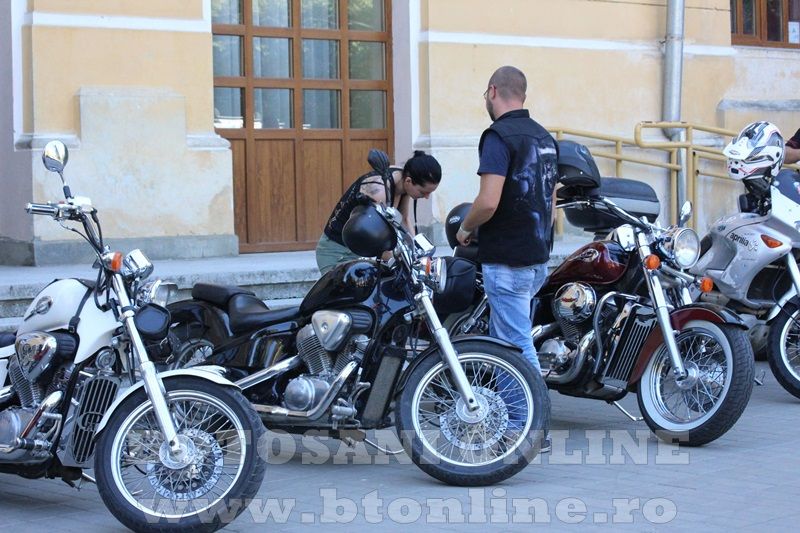 parada motociclisti in Botosani (17)