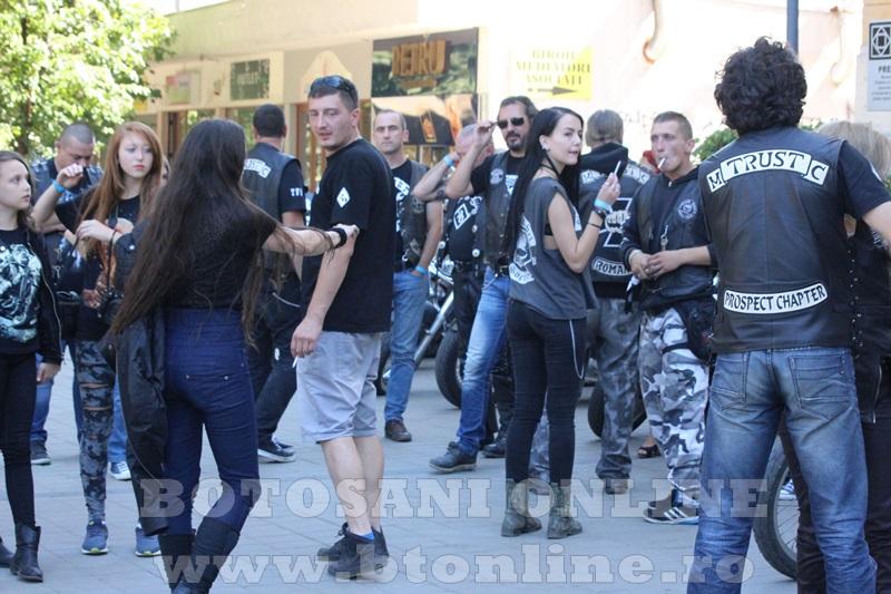 parada motociclisti in Botosani (18)