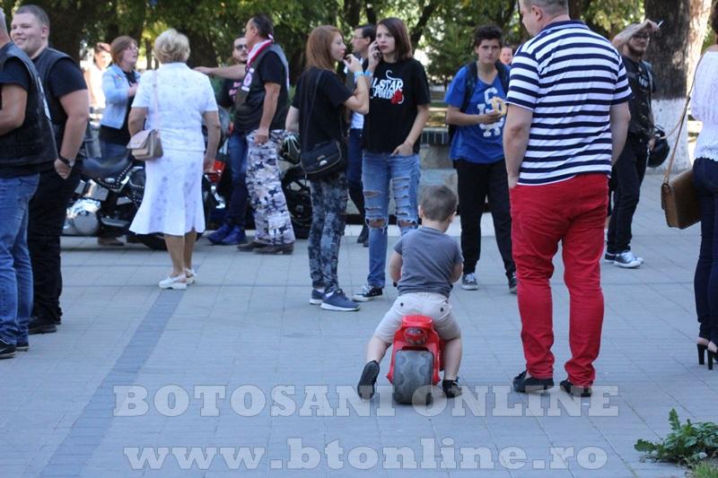 parada motociclisti in Botosani (25)