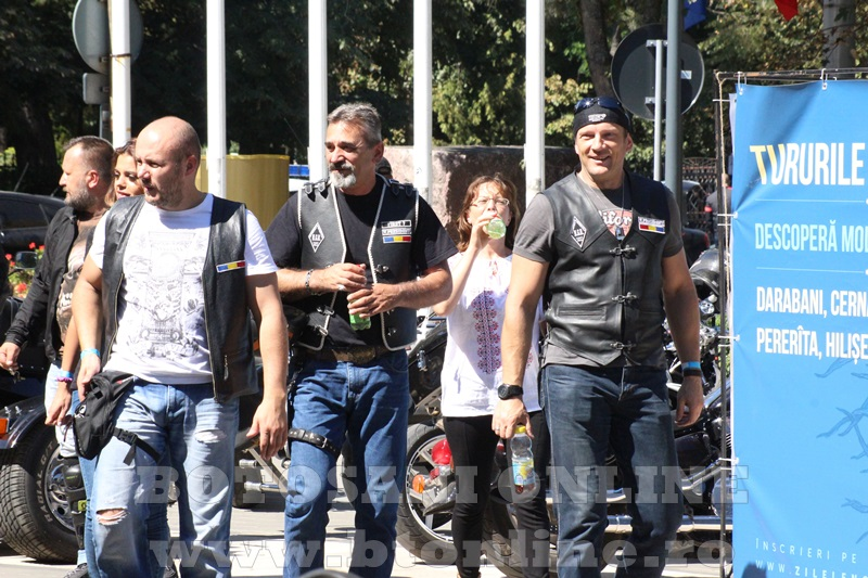 parada motociclisti in Botosani (26)
