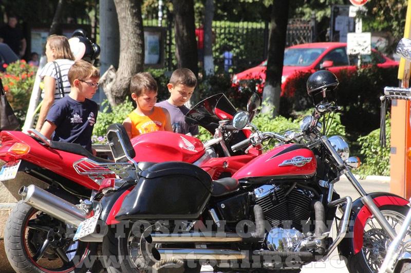 parada motociclisti in Botosani (36)