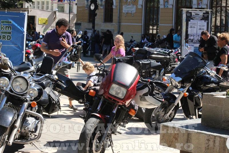 parada motociclisti in Botosani (37)