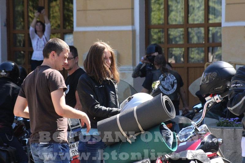 parada motociclisti in Botosani (9)