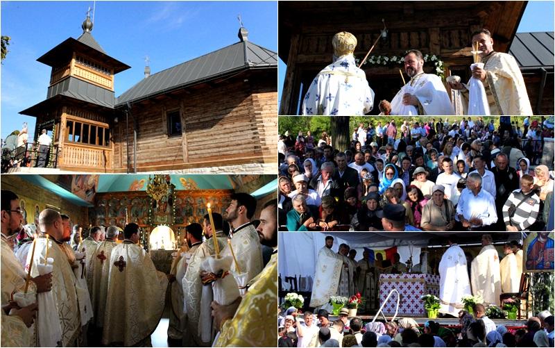 sfintire biserica Sf Nicolae Prisacani Flamanzi (colaj)