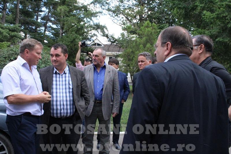 statiunea popauti, vizita delegatie qatar (5)