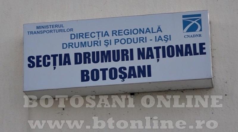 sectia drumuri nationale botosani