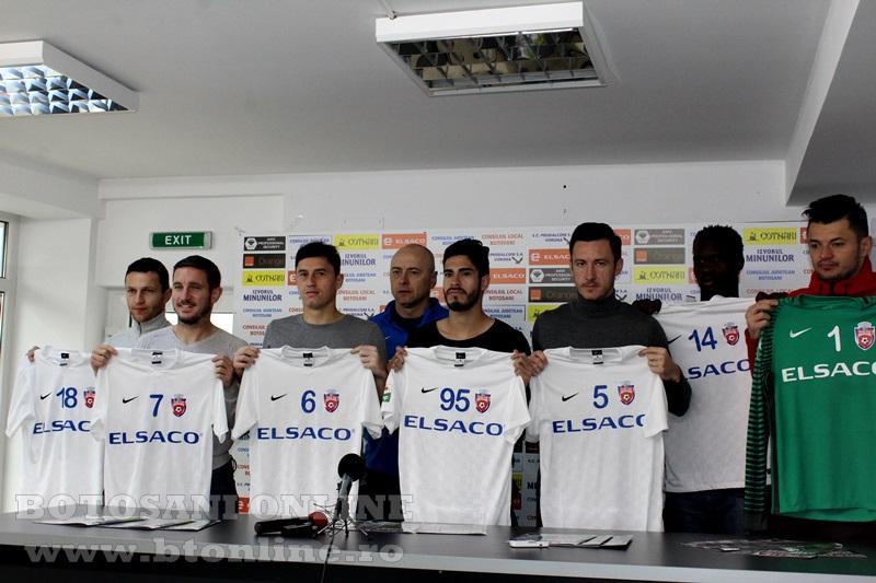 FC Botosani prezentare jucatori (1)