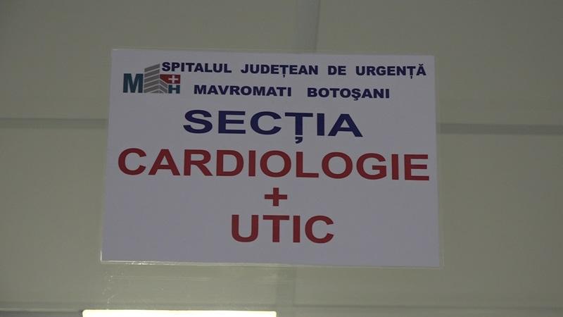 spital cardiologie