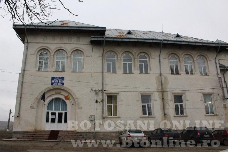Pomarla, noiembrie 2016, Liceul Anastasie Basota (1)
