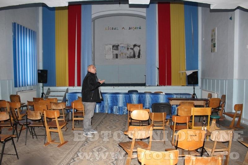 Pomarla, noiembrie 2016, Liceul Anastasie Basota (5)