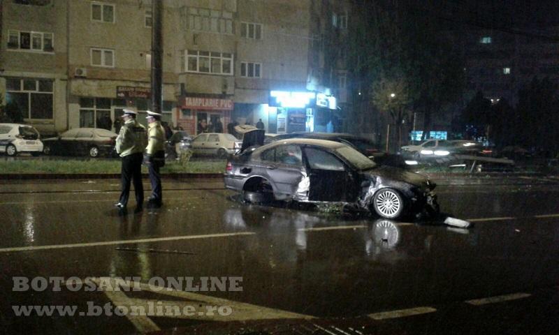 accident calea nationala (1)