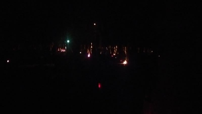 cimitir in bezna