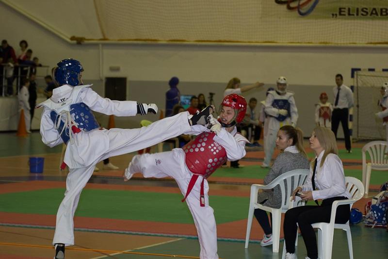 taekwondo Andreea Ignat