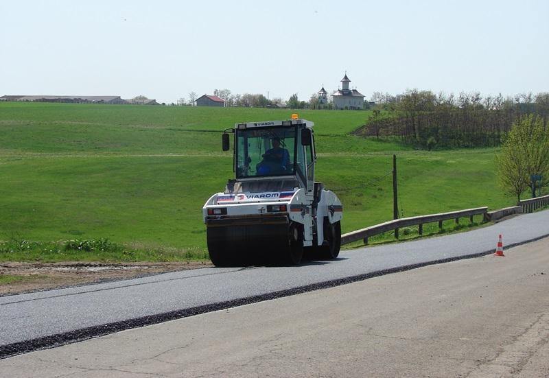 asfaltare drum national