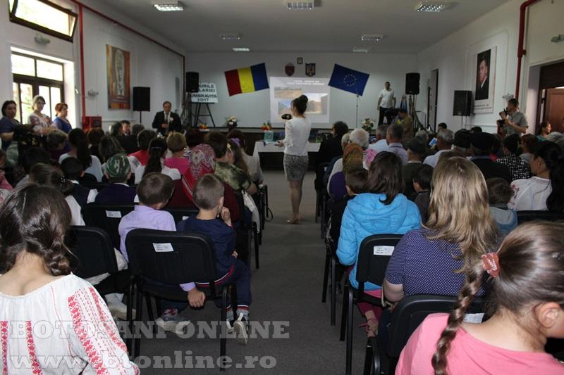 ibanesti, sat dumbravita, inaugurare camin cultural (16)