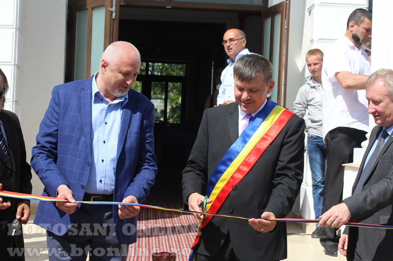 ibanesti, sat dumbravita, inaugurare camin cultural (6)