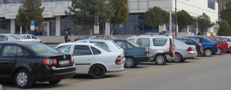 masini parcate