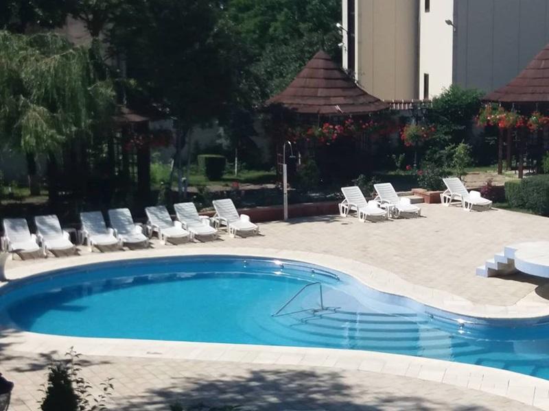 piscina hotel maria
