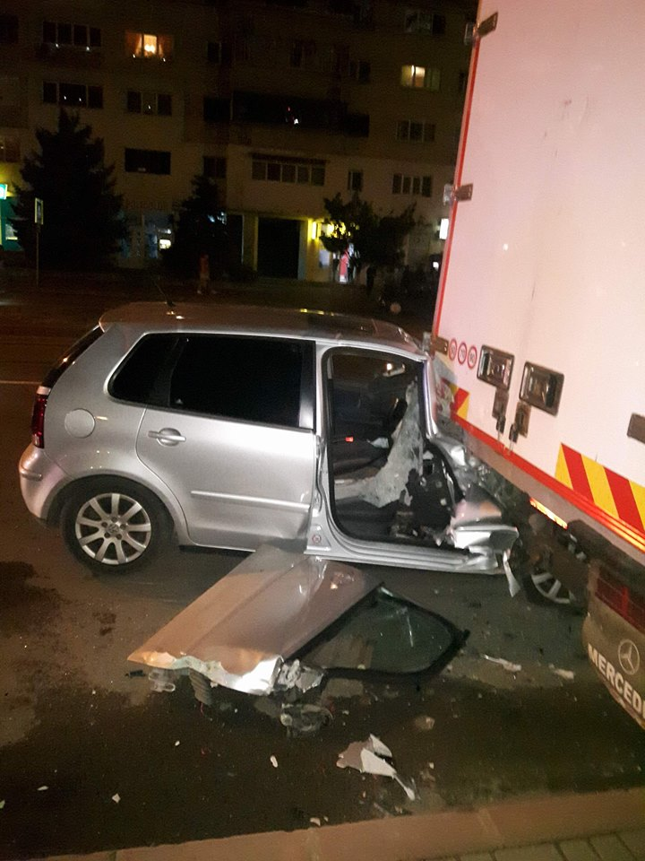 accident calea nationala1