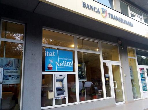 banca transilvania darabani