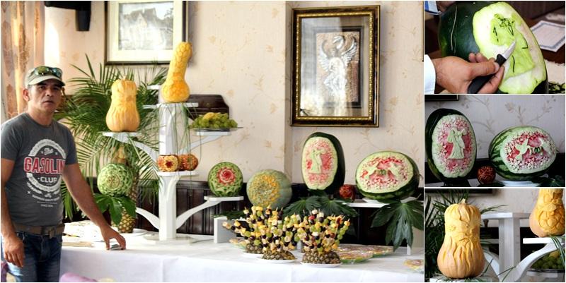 constantin pocai, sculptor in fructe si legume (0)